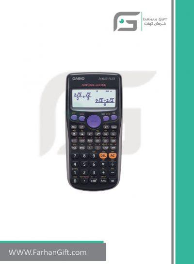 ماشین حساب کاسیو casio calculator FX-82ES-PLUS-ماشین حساب مهندسی کاسیو فرهان گیفت