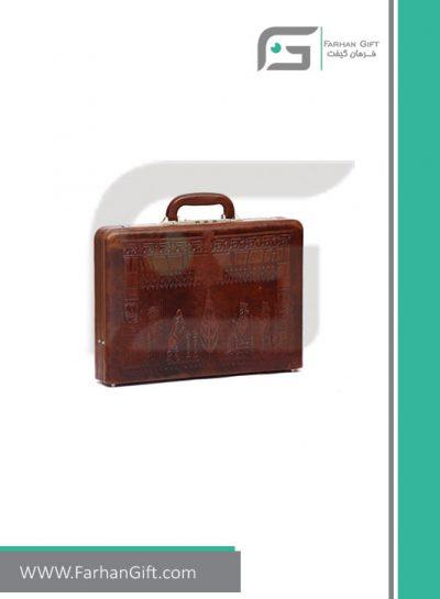 کیف چرمی تبلیغاتی فرهان گیفت