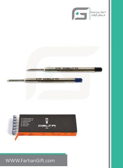 مغزی یدک روان نویس دلتا delta pen-accessories هدایای تبلیغاتی