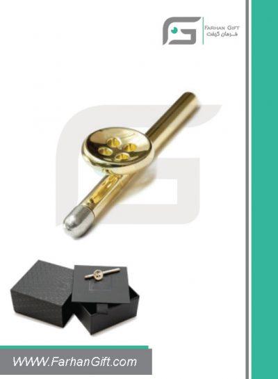 قلم نفیس فوراور forever pen-boutonniere gold-هدایای تبلیغاتی
