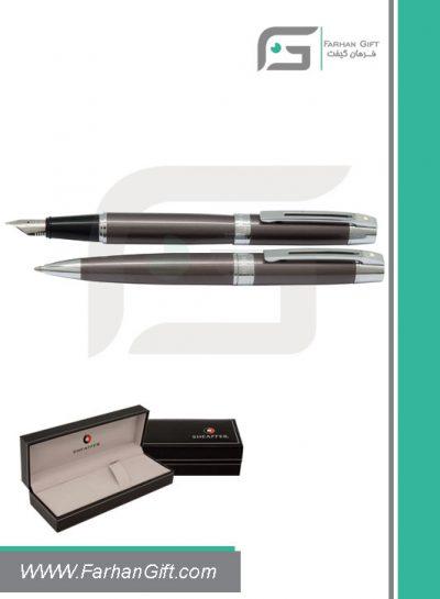 قلم نفیس شیفر pen sheaffer 300 Brown هدایای تبلیغاتی