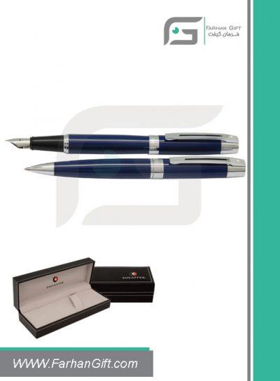 قلم نفیس شیفر pen sheaffer 300 darkblue هدایای تبلیغاتی