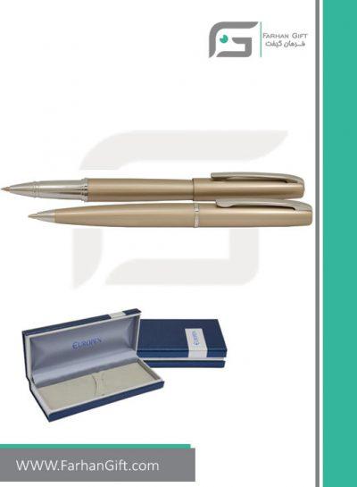 قلم نفیس یوروپن Europen alice begie هدایای تبلیغاتی