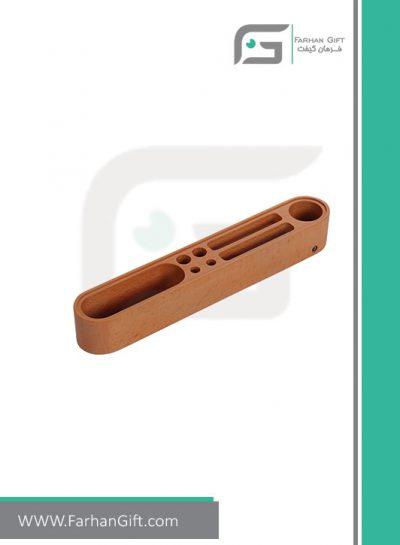چوبی ست رومیزی کاتب Special wooden gifts kateb FG-7938 هدایای تبلیغاتی لوکس