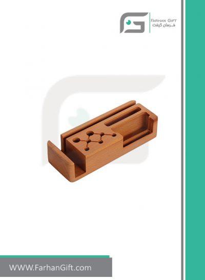 هدیه چوبی ست رومیزی نگاره Special wooden gifts negare FG-7938 هدایای تبلیغاتی لوکس