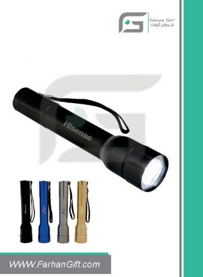 هدایای الکترونیکی تبلیغاتی چراغ قوه flashlight z316 هدیه تبلیغاتی
