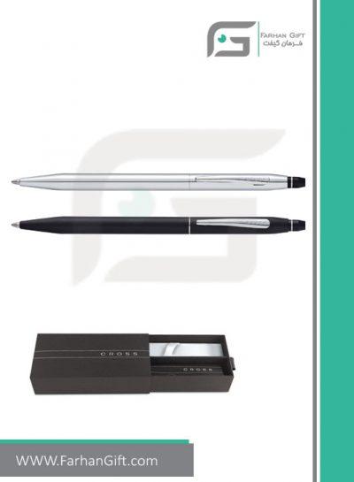 قلم نفیس کراس cross CLICK هدایای تبلیغاتی خاص فرهان گیفت