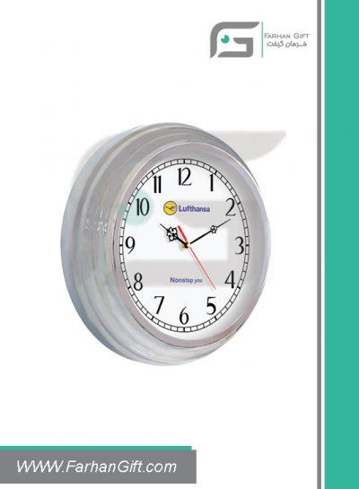 Advertising clock-5138 ساعت تبلیغاتی فرهان گیفت