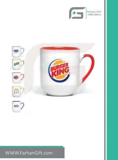 لیوان تبلیغاتی Advertising-mug-6006s ماگ هدایای تبلیغاتی فرهان گیفت