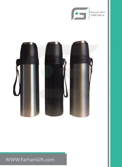فلاسک تبلیغاتیAdvertising-Flask-M-108 هدایای تبلیغاتی فرهان گیفت