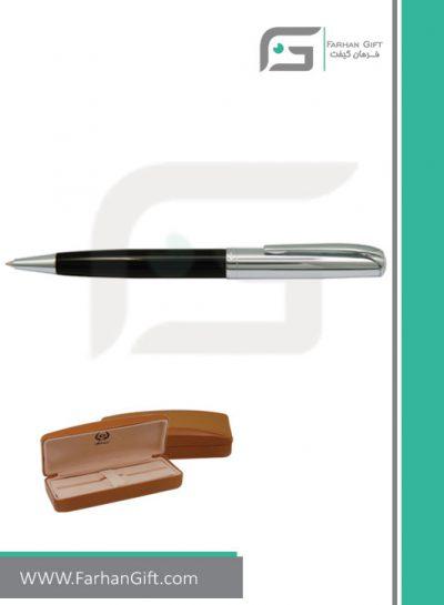 قلم نفیس ایپلمات pen iplomat fly-black-قلم تبلیغاتی ایپلمات فرهان گیفت
