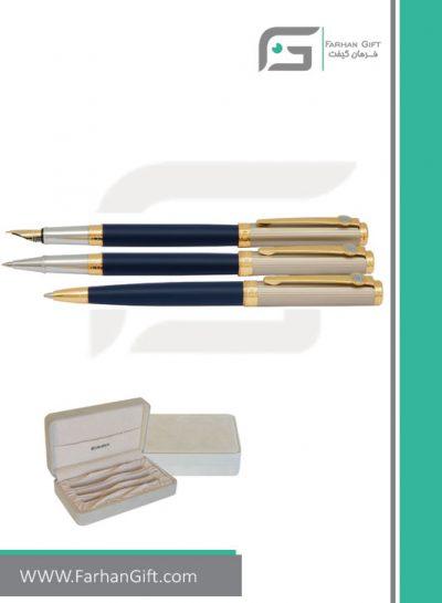 قلم نفیس یوروپن Europen espirt-blue هدایای تبلیغاتی