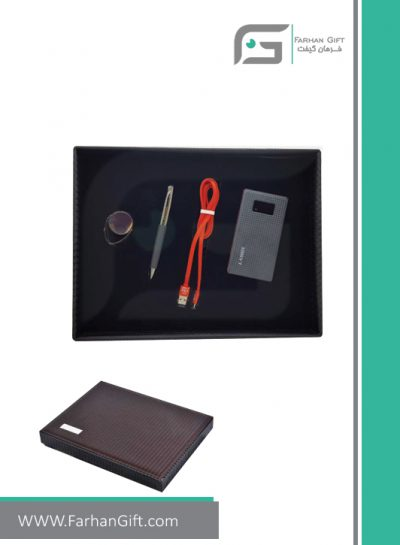 هدایای تبلیغاتی ست الکترونیکیAd Electronic Set FG-L-w607 هدایای لوکس