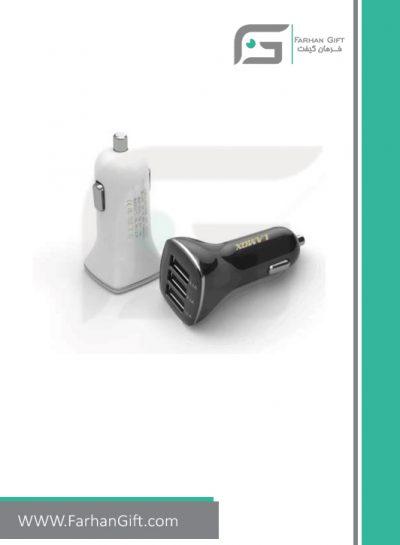 شارژر فندکی تبلیغاتی Car charger fg-ch-523 هدایای تبلیغاتی