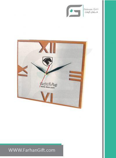 ساعت تبلیغاتی Advertising clock fg-z-5131 فرهان گیفت