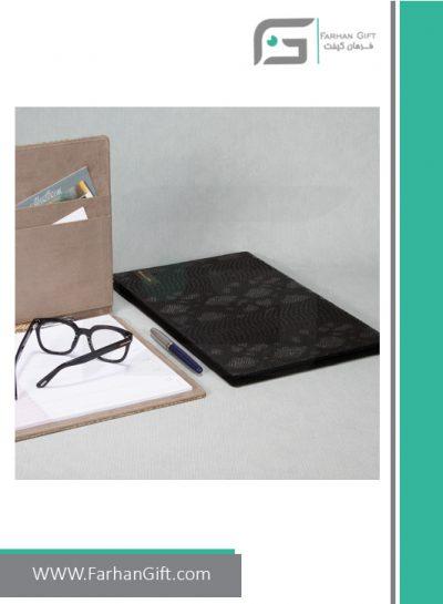 دفتر یادداشت رومیزی طرح آرین FG-D420- دفتر یادداشت تبلیغاتی