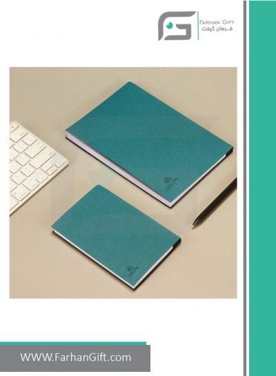 دفتر یادداشت طرح دانوش FG-D430- دفتر یادداشت تبلیغاتی