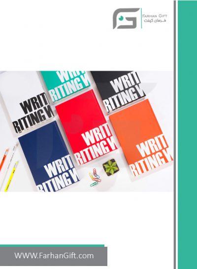 دفتر یادداشت جلد سخت FG-R-sakht- دفتر یادداشت تبلیغاتی